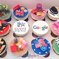 Mixed Theme Cupcakes