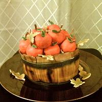 Barrel of Apples