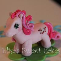 My Little Pony (Gumpaste)