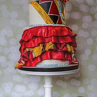 The Red Carpet Cake Collaboration