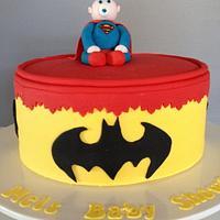 """""""Super hero Baby Shower"""""""