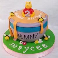 Pooh loves Hunny