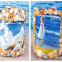 SWEET SUMMER COLLABORATION - Sun, Sea, Shells and Sorolla!!
