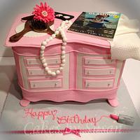 Little girls dresser