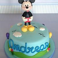 Another Mickey! by Chicca D'Errico