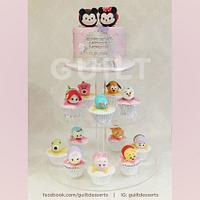 Tsum Tsum Cake & Cupcakes