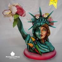 Estatua Viva (Primavera con Arte Collaboration)