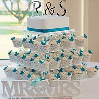 My First Ever Wedding Cake