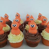 EDF Cupcakes