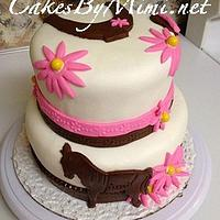Cowgirl Cake by Emily Herrington