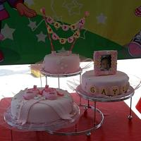 Little Ballerina's cake
