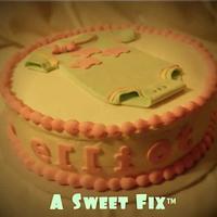 Elliot's cake