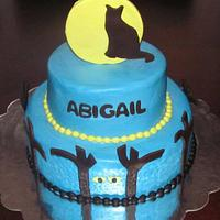 Cat Warriors Cake