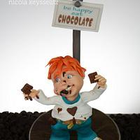 Be Happy Eat Chocolate