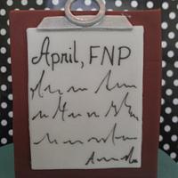 APRIL, FNP by ECM