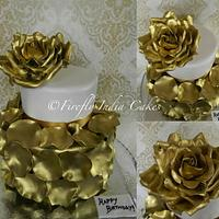 Bold-Gold Rose