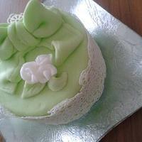 mini cake by Marina Perato