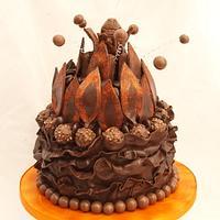 Ultimate chocolate cake!!