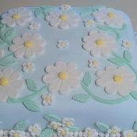 Daisy Cake