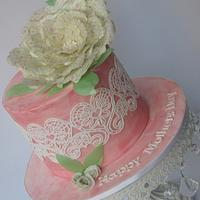 Wafer Paper and Lace