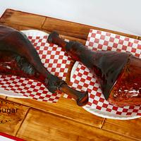 Texas State Fair Giant Turkey Legs