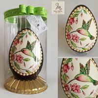 Bird Easter Egg