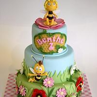 Maya the Honey bee (Maja de bij)