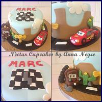 The Cars by nectarcupcakes