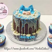 BabyShower Cake&Cupcakes