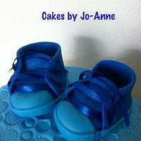 Baby Boy by Cakes by Jo-Anne