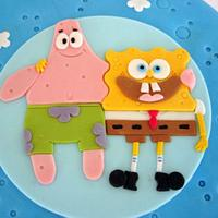 Spongebob Square pants!