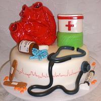 Cardiac Cake
