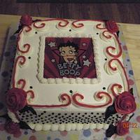 Betty Boop by Kimberly