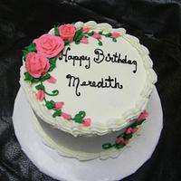 Happy Birthday, Meredith!
