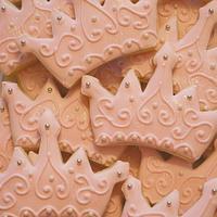 Princess Tiara Cookies!