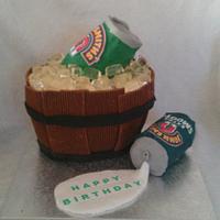 John smiths beer cake