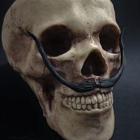 Dali in Sugar - Dali's skull