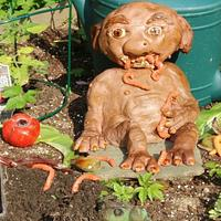 Garden gnome - fantastic beasts