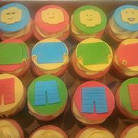 Lego cuppies