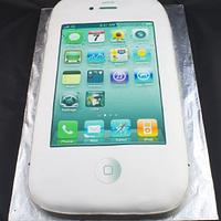 iPhone Groom's Cake