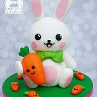 Kawaii Easter Bunny