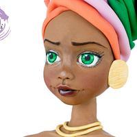 Dalisia ,  Venus  of Africa