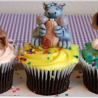 Animal Cupcakes :)