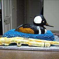Duck Hunter's Cake