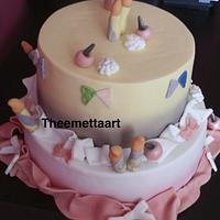 Birthday cake for myself