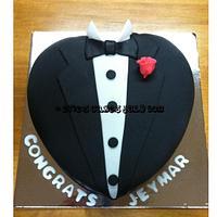 Bachelor Cake