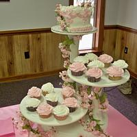 First Cup cake cake
