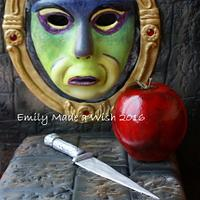 The Wicked Queen and the Apple