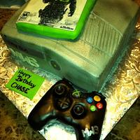 MW3 Xbox 360 w/ controller by TastyMemoriesCakes