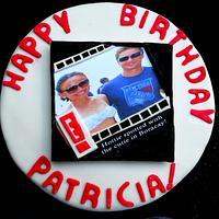 E! News Cake for Patricia